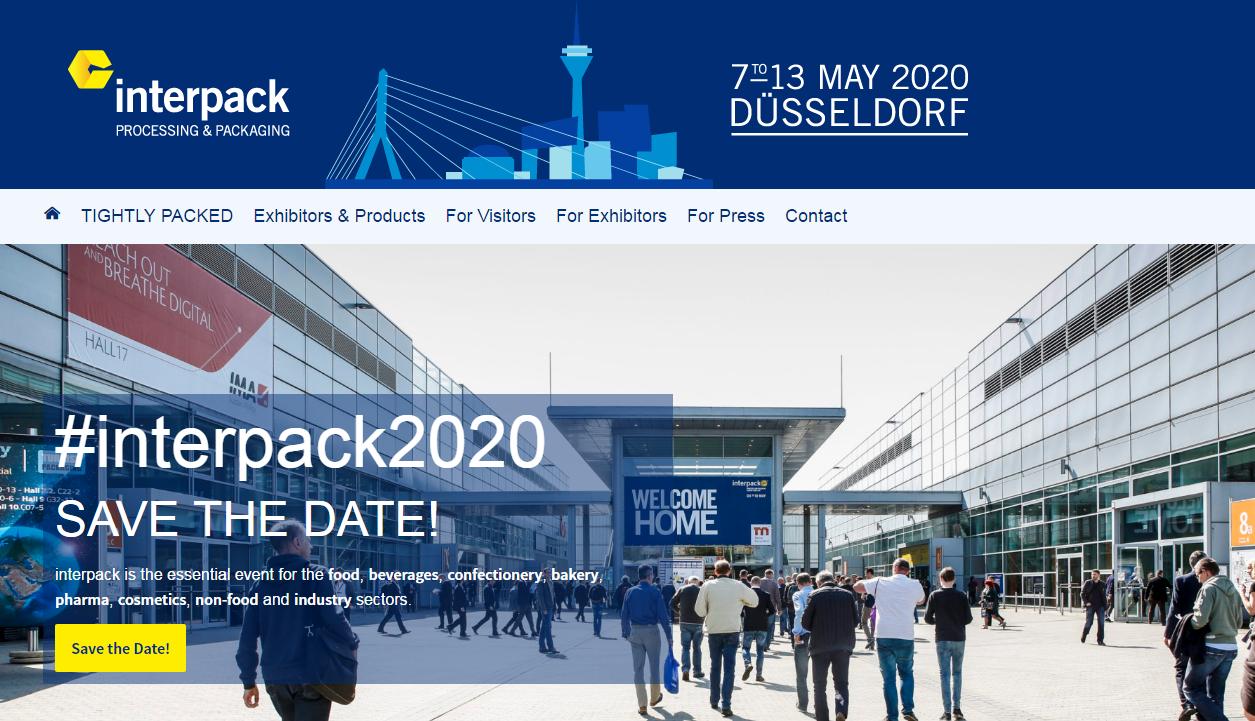 Nemecko Interpack 2020 Výstava