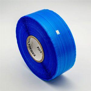 Obojstranná uzatvárateľná páska na utesnenie tašky