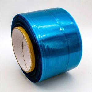 Modrá / Červená Film Permanentný Taška Sealing Tape